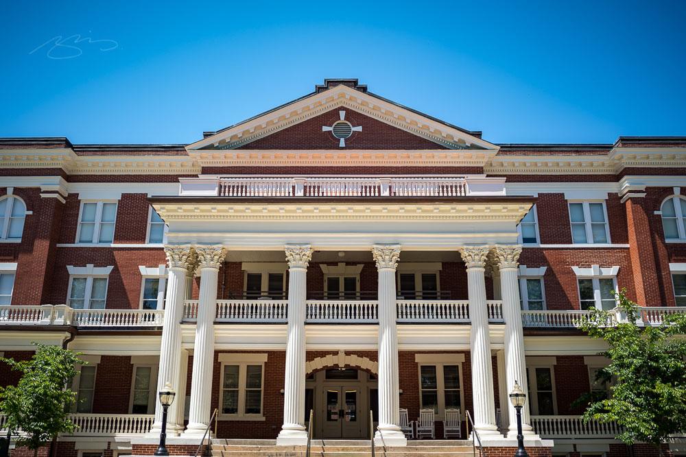 Georgia College, May 2021