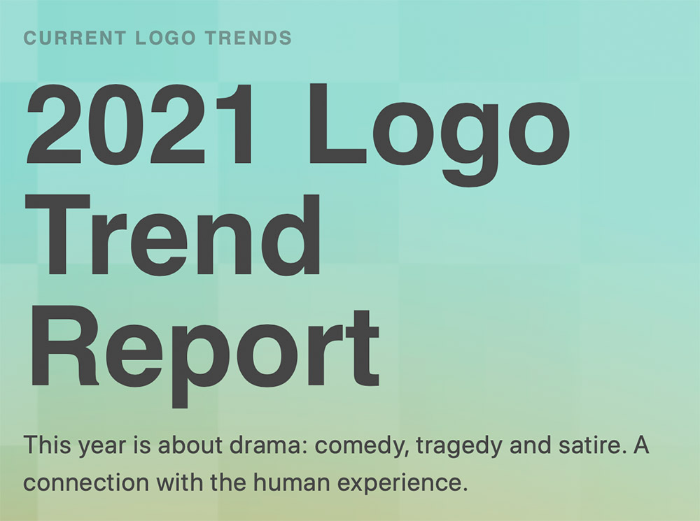 2021 Logo Trend Report