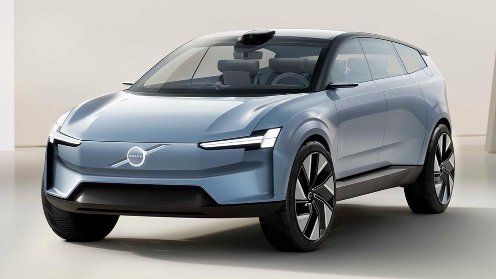 Volvo Concept Rechage (2021) title image