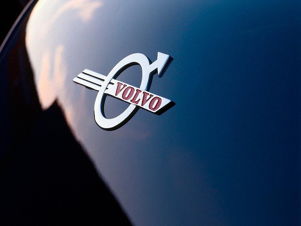 Volvo logo (1937)